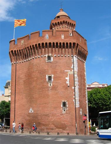 Башня Эль Кастелет