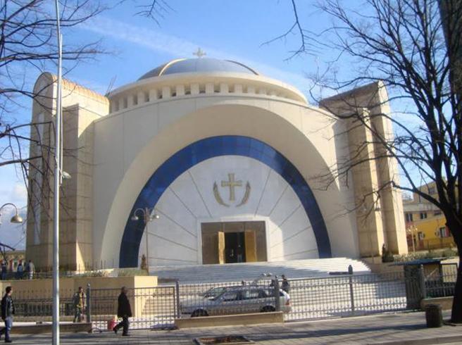 Православный собор Воскресенья Христова