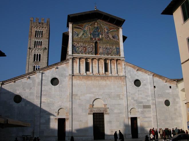 Церковь Сан-Фредиано