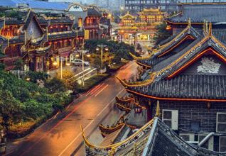 Достопримечательности и интересные места Чэнду