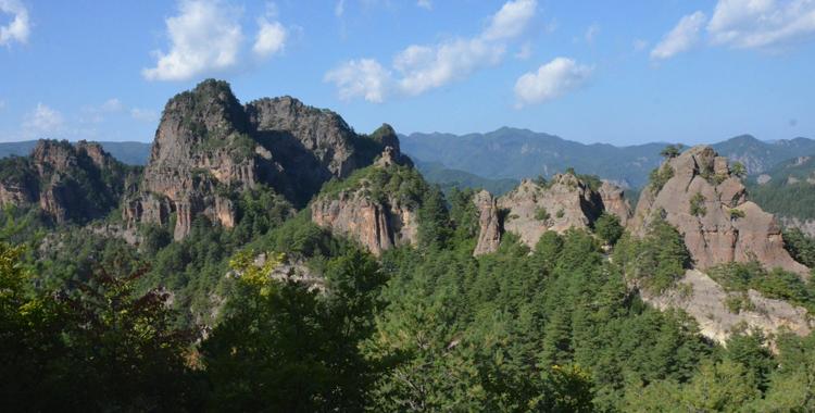 Гора Чхильбосан