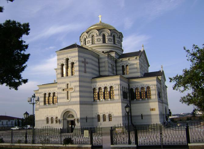 Адмиралтейский собор Св. Владимира