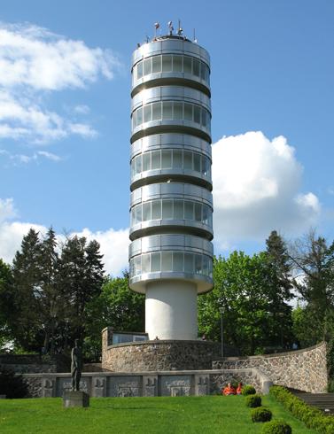 Смотровая башня Friedenswarte