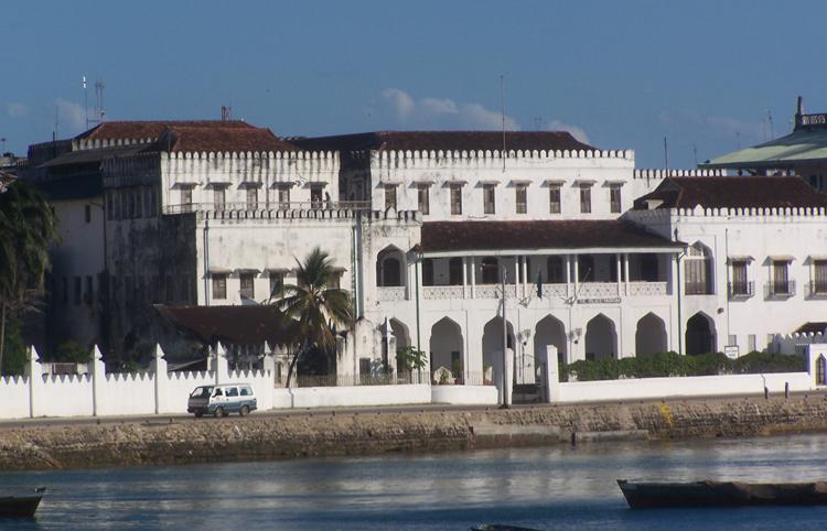 Дворец Бейт аль-Сахель