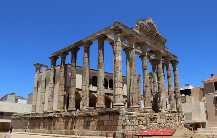 Храм богини Дианы