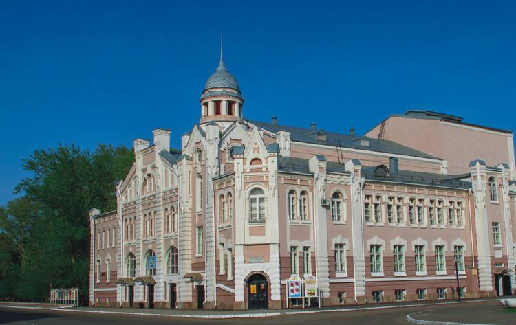 Бийский городской драматический театр