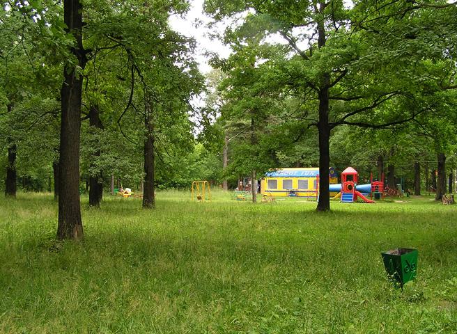 Парк культуры и отдыха «Дубрава»