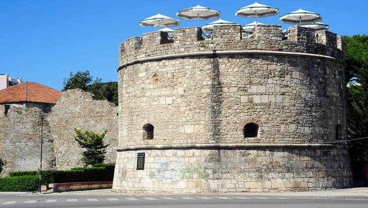 Крепость Дуррес