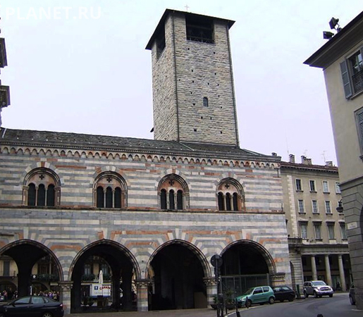 Дворец Бролетто