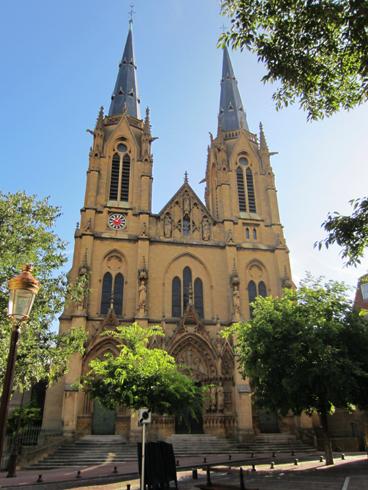 Церковь Святой Сеголен
