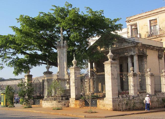 Церковь Эль-Темплете