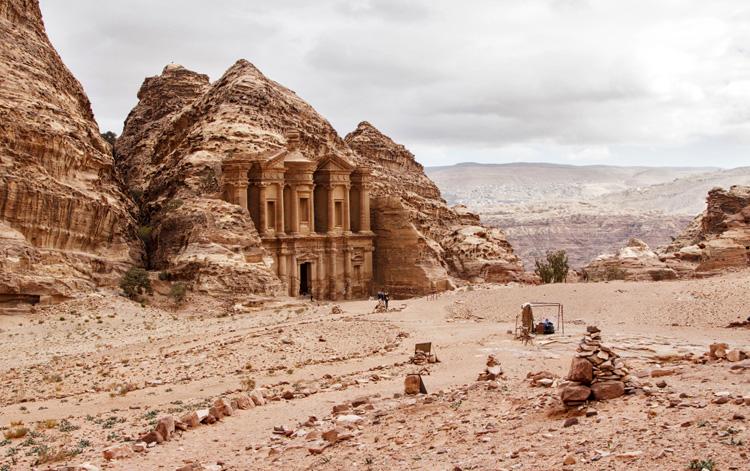 Монастырь Эль-Дейр