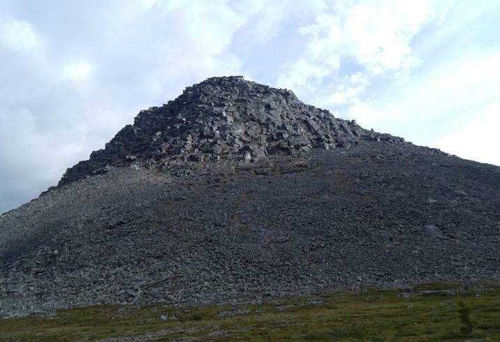 Гора Еркусей