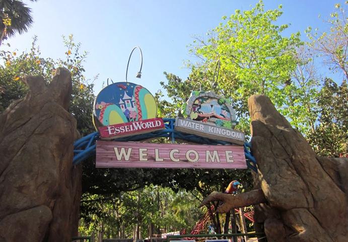 Парк развлечений Essel World