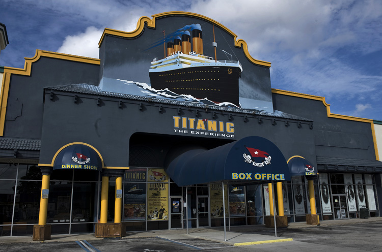 Titanic The Experience