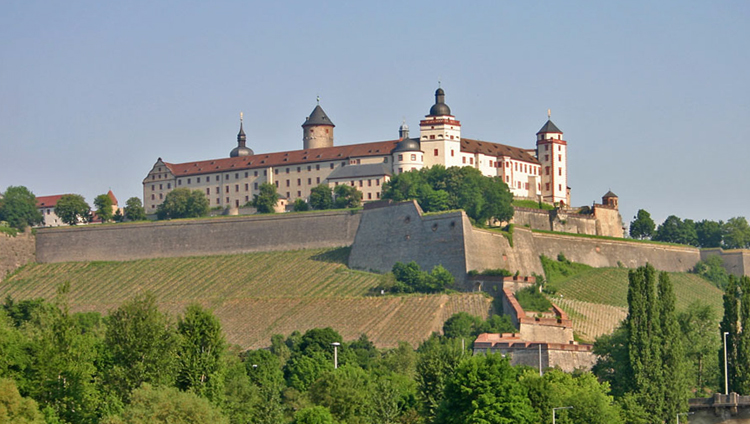 Крепость Мариенберг