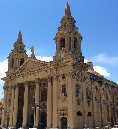 Церковь святого Публиуса