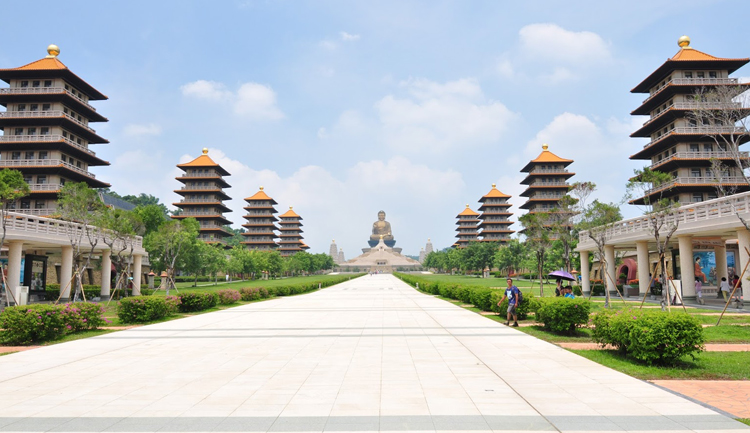 Монастырь Фо Гуан Шань