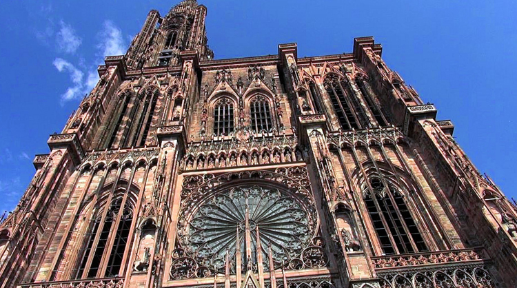 Собор Страсбургской богоматери