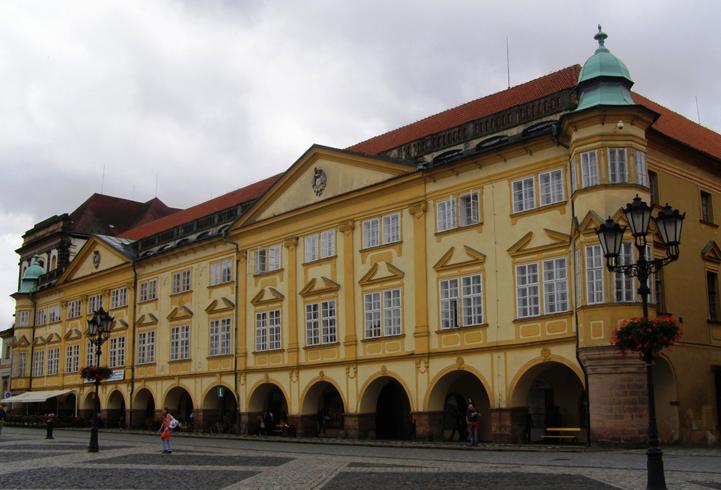 Вальдштейнский замок