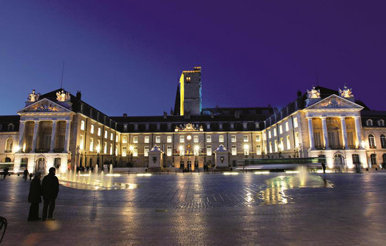 Дворец герцогов Бургундских