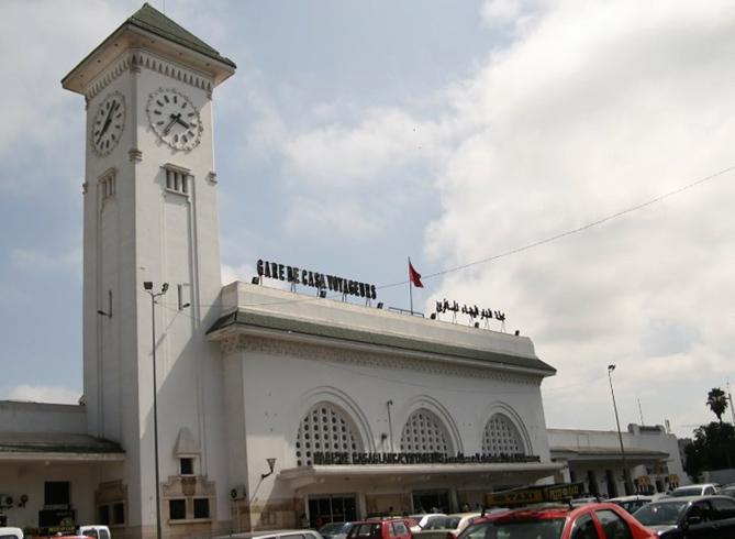 Главный железнодорожный вокзал