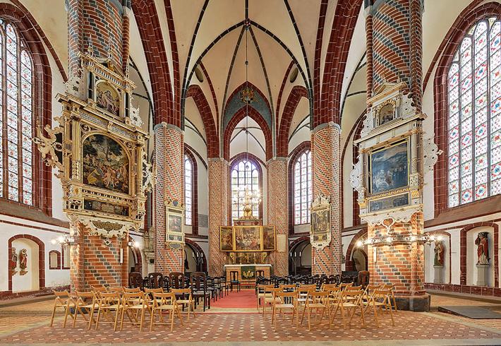 В церкви Св. Готтарда
