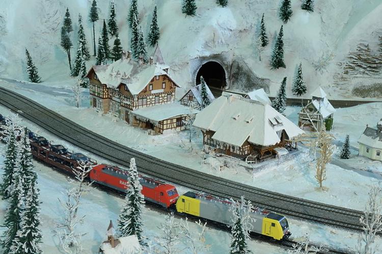 Музей железнодорожных поездов
