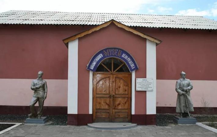 Музей локомотивного депо
