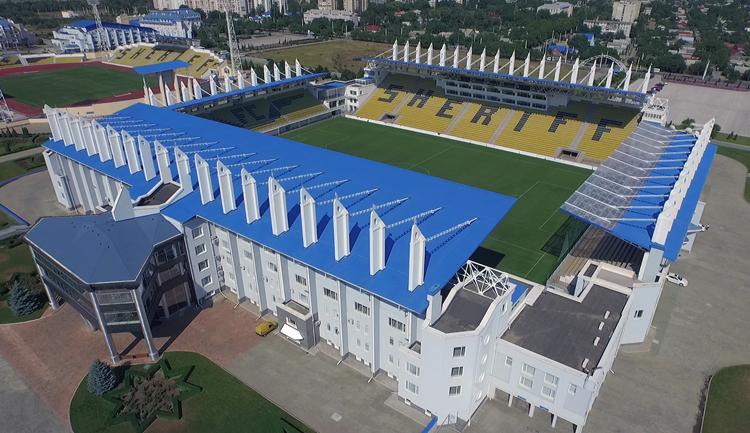 Футбольный стадион «Шериф»