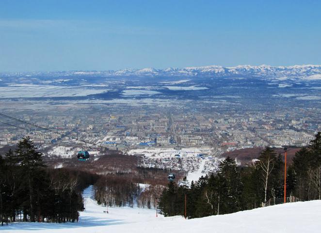 Гора Большевик