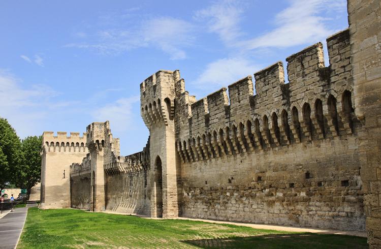 Городские стены