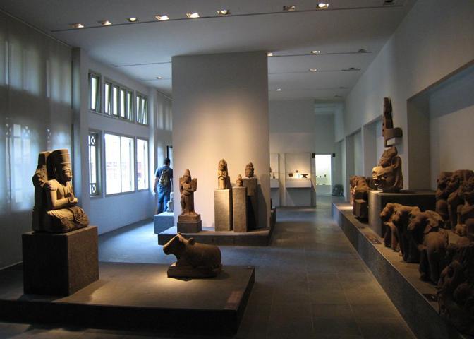 Музей скульптуры Чам