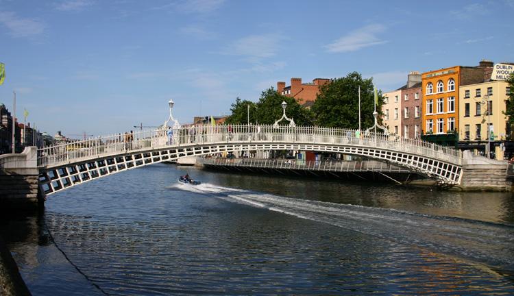 Мост Полпенни