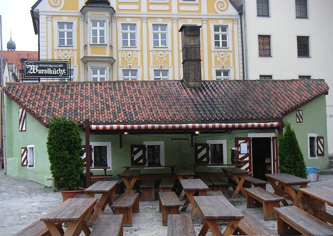Historishe Wurstkuche