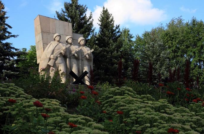 Музейно-мемориальный комплекс «Холм Славы»