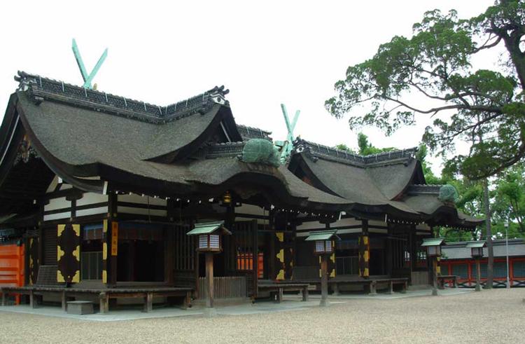Храм Сумиёси-тайся