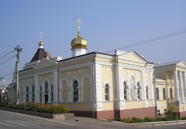 Храм Благовещенья Пресвятой Богородицы