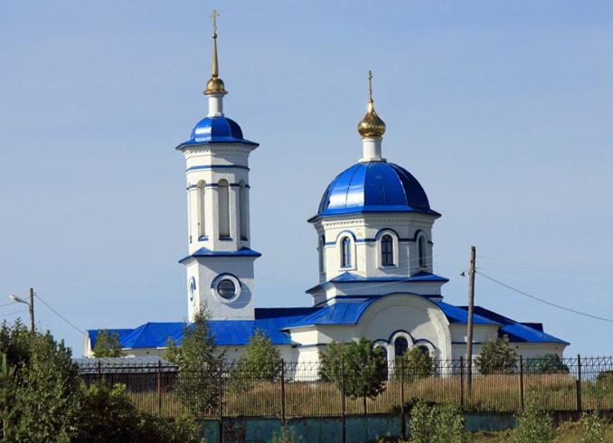 Ыбский Серафимовский женский монастырь