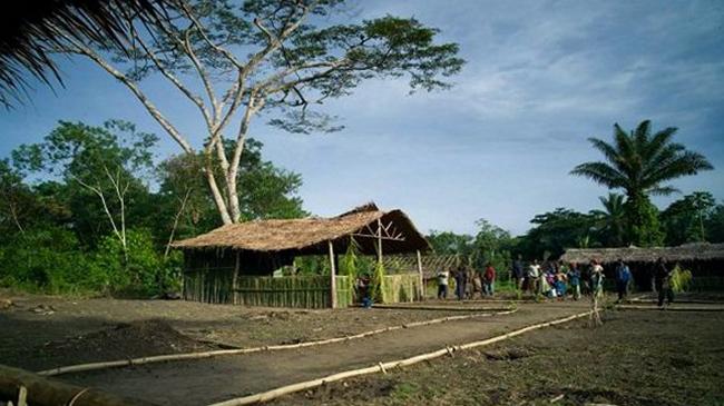 Деревня Икоко