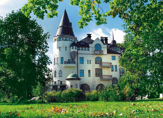 Замок-отель Валтионхотелли