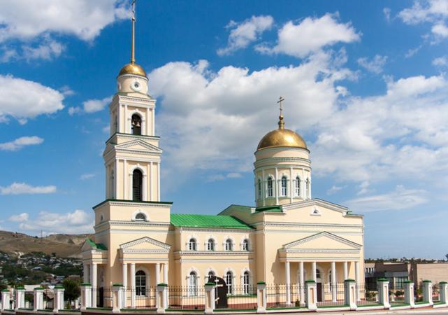 Кафедральный Троицкий собор