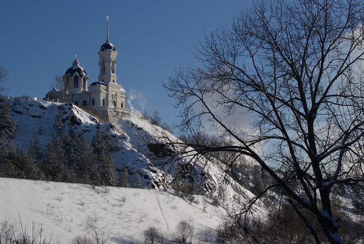 Орловая гора и Церковь Иоанна Предтечи