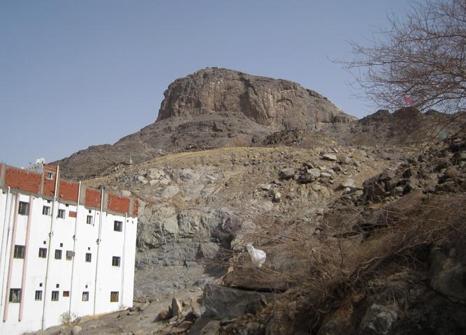 Гора Джабал аль-Нур