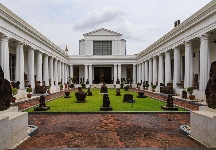 Национальный музей Индонези