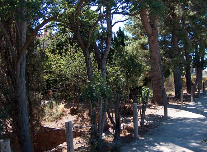Парк Ла-Миранда