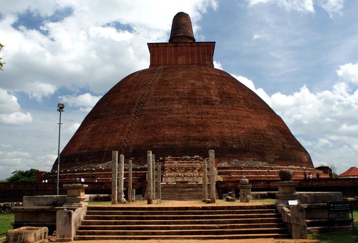 Пагода Джетавана