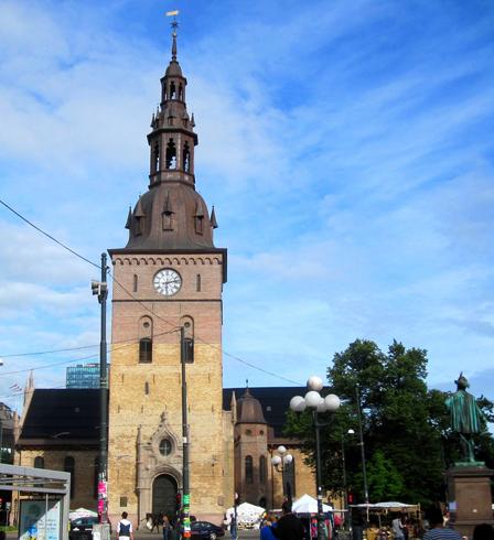 Кафедральный собор лютеранской церкви