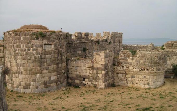 Крепость рыцарей-иоаннитов