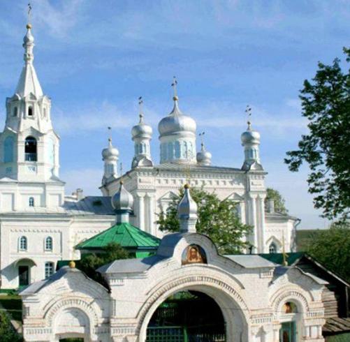 Храм во имя Иоанна Богослова